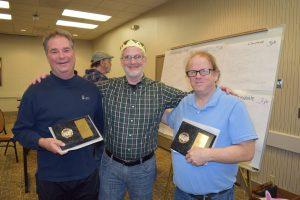 Ken Mark & Steve S Championship Winners